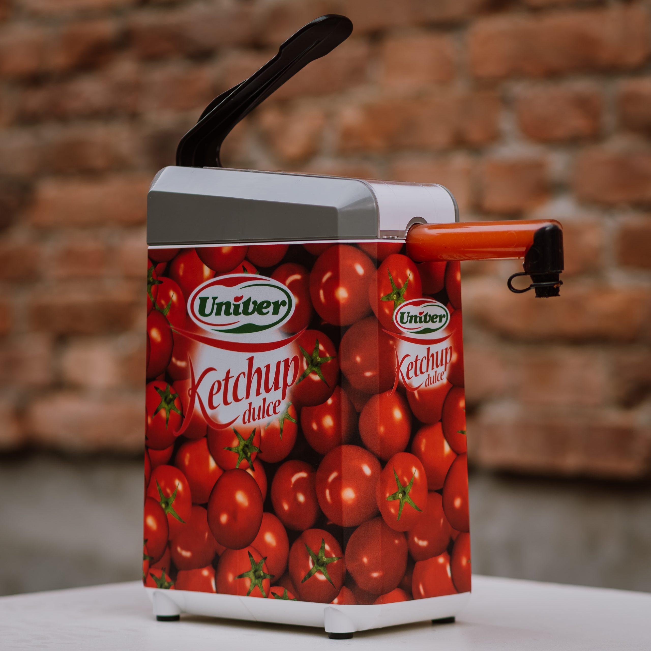 Dozator ketchup